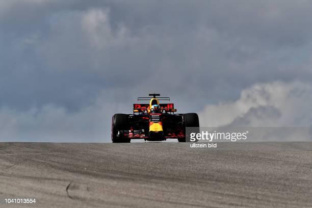 Daniel Ricciardo Red Bull Racing formula 1 GP USA in Austin