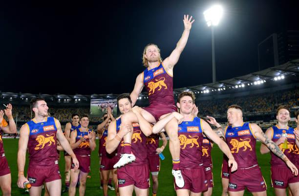 AUS: AFL Rd 18 - Brisbane v North Melbourne