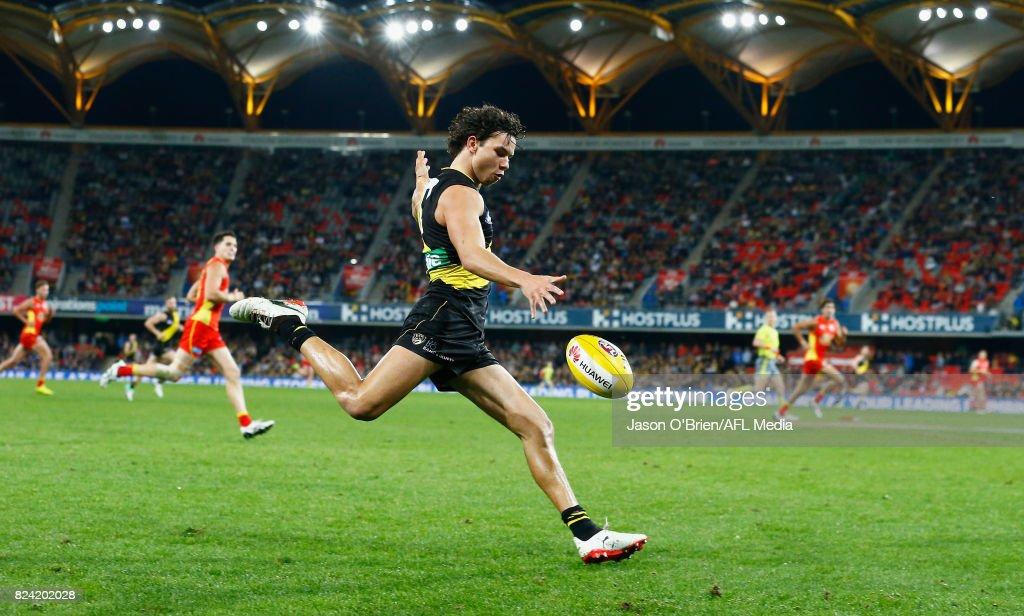 AFL Rd 19 - Gold Coast v Richmond : News Photo