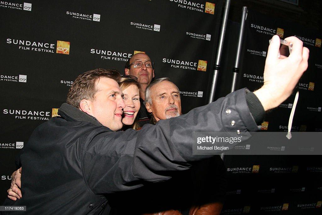 "2007 Sundance Film Festival - ""River's Edge"" Premiere : Foto jornalística"