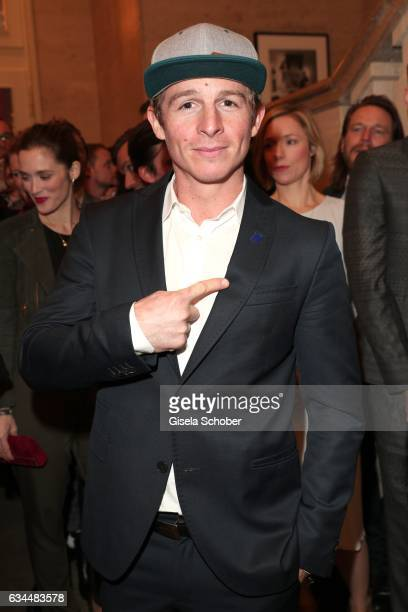 Daniel Roesner Alarm für Cobra 11 during the Berlin Opening Night by GALA and UFA Fiction at hotel 'The Stue' on February 9 2017 in Berlin Germany