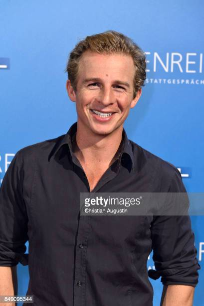 Daniel Roesner attends 'RTL Serienreif' Press Talk and Photcall at Trend Kueche und Club on September 18 2017 in Hamburg Germany