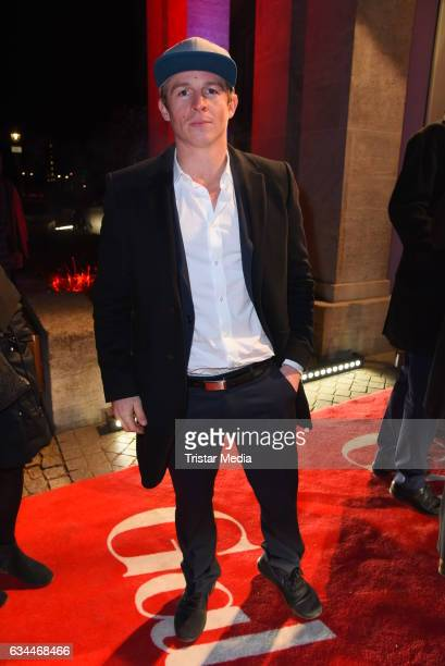 Daniel Roesner attends the Opening Night By GALA UFA on February 9 2017 in Berlin Germany