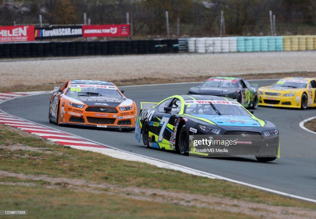 2020 Nascar Whelen Euro Series Croatia - Race One : News Photo