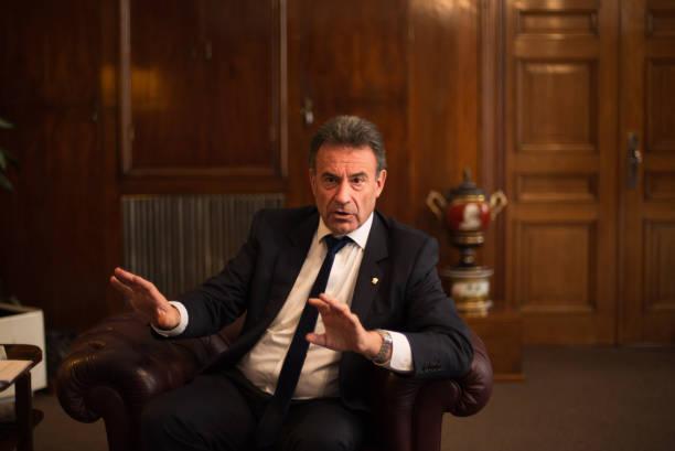 URY: Public Health Minister Daniel Salinas Interview