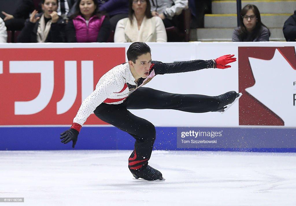 2016 Skate Canada International - Day 2 : News Photo