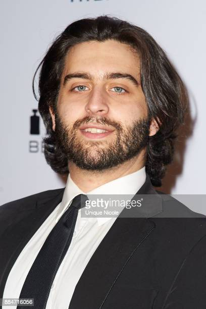 Daniel Sarkissian attends Hollywood Film Festival Honors Film And TV Icon Ed Asner at Paramount Theatre on December 2 2017 in Hollywood California