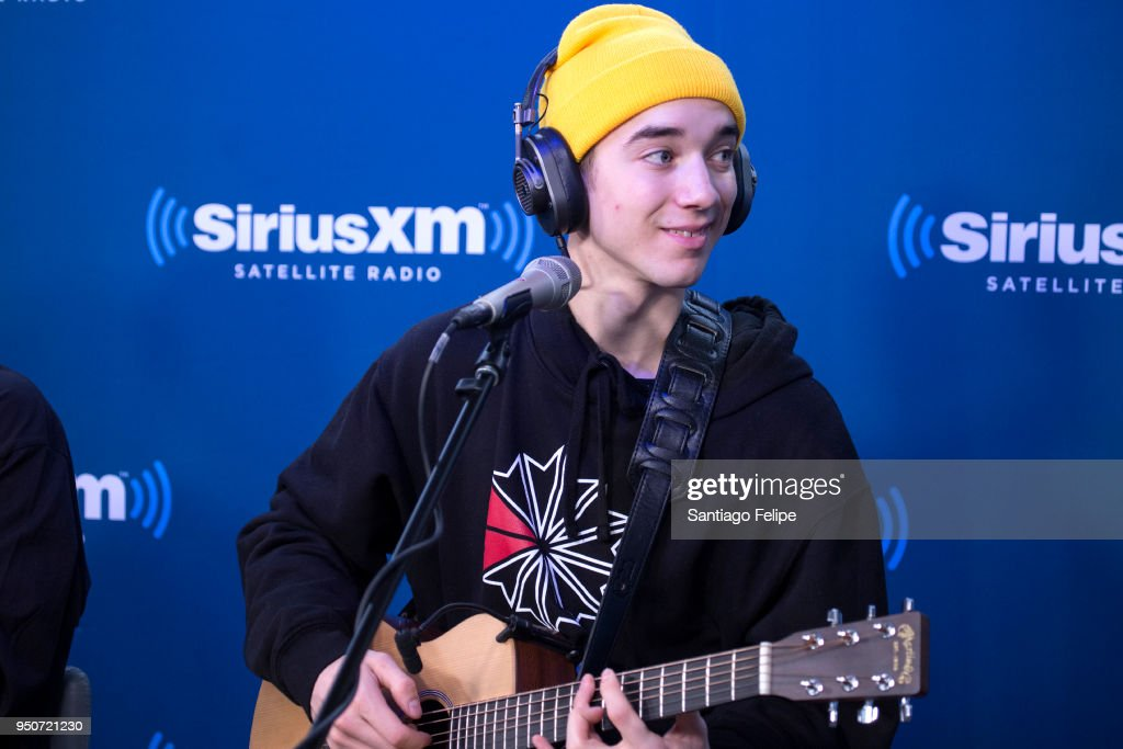 Celebrities Visit SiriusXM - April 24, 2018