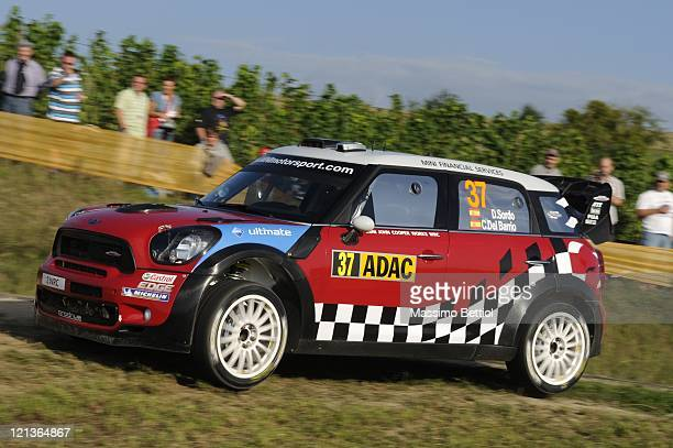 Mini John Cooper Works Wrc Pictures And Photos Getty Images
