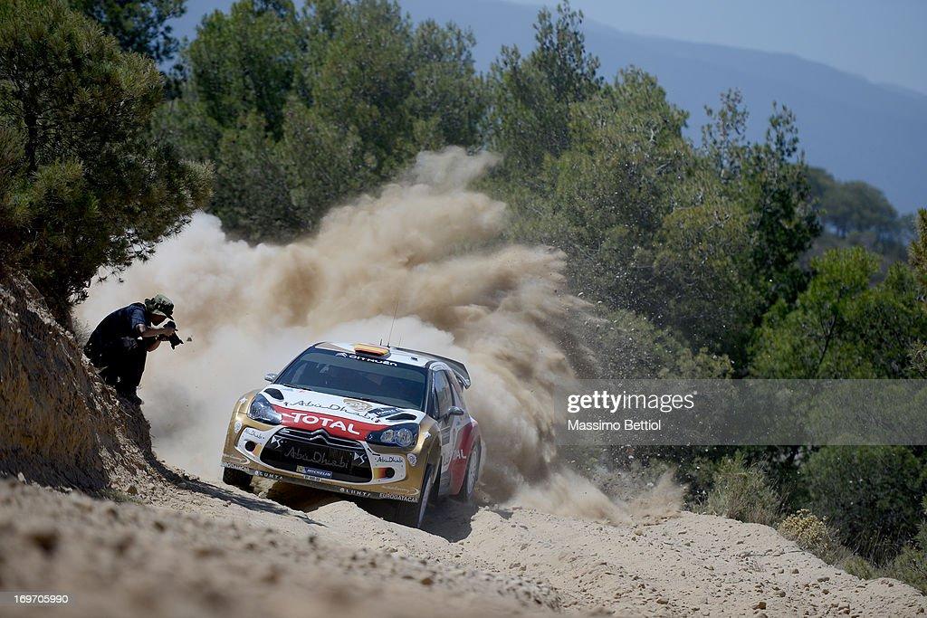 FIA World Rally Championship Greece - Shakedown