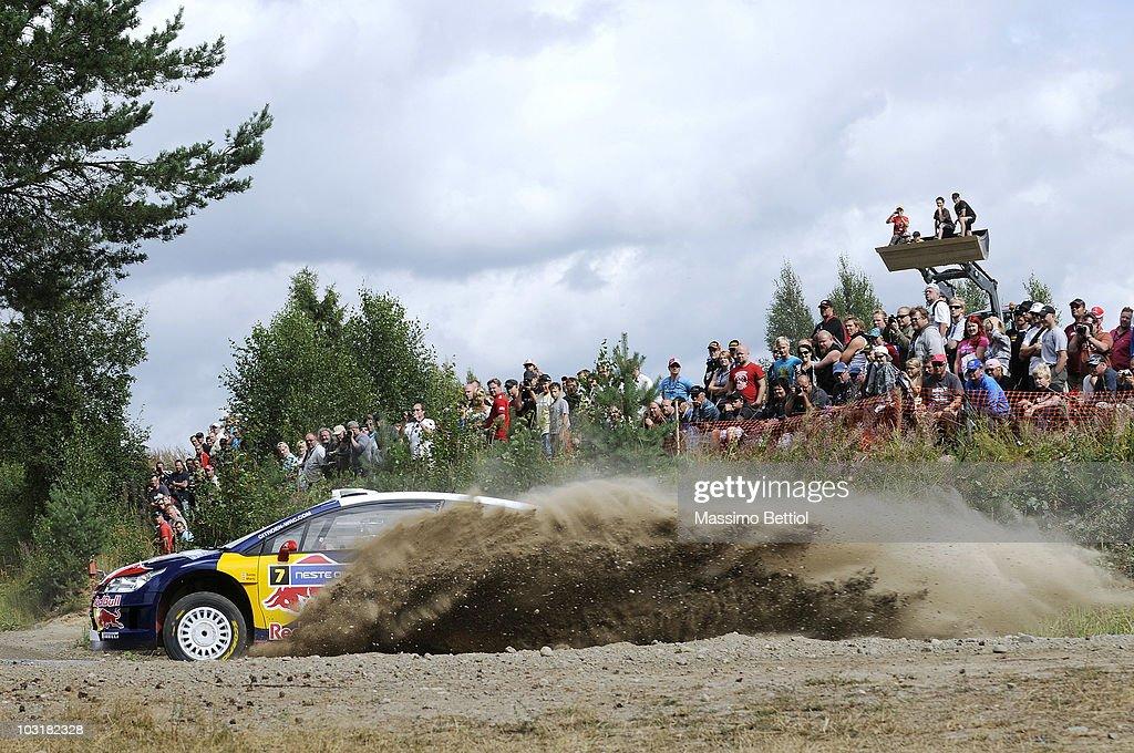 WRC Rally of Finland - Leg 2