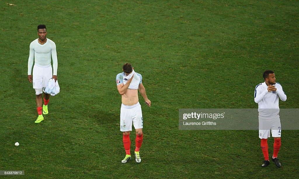 England v Iceland - Round of 16: UEFA Euro 2016 : News Photo