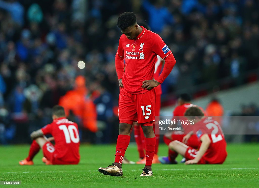 Liverpool v Manchester City - Capital One Cup Final : News Photo