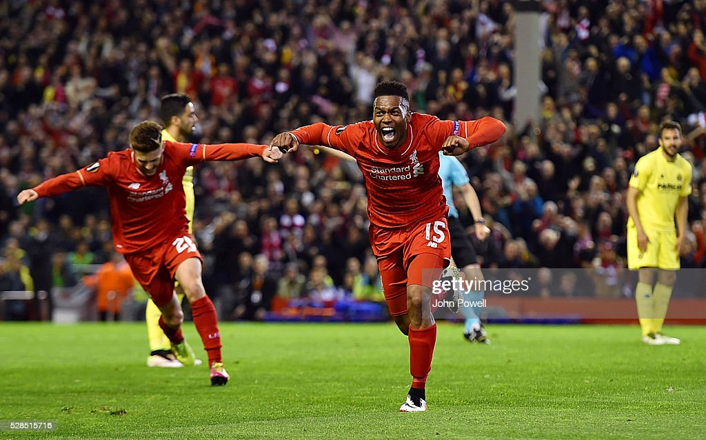 Liverpool v Villarreal CF - UEFA Europa League Semi Final: Second Leg : News Photo