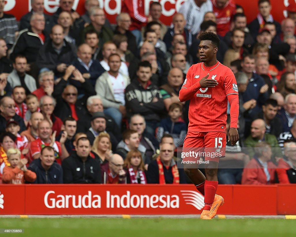 Liverpool v Aston Villa - Premier League : News Photo