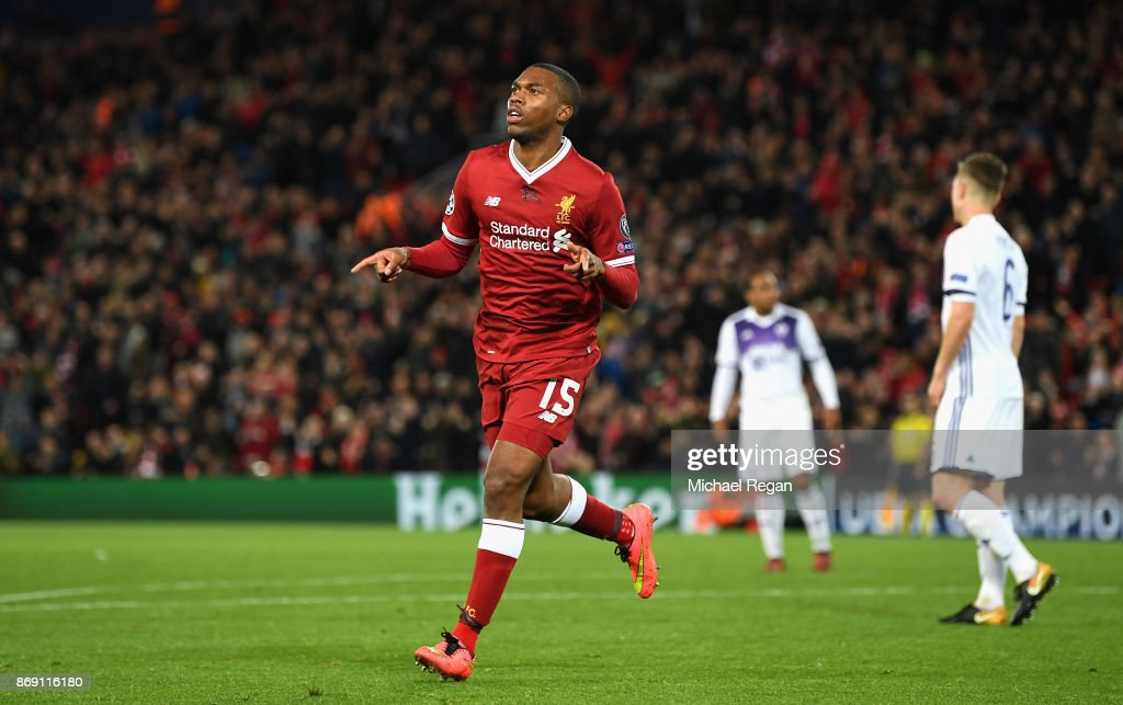 Liverpool FC v NK Maribor - UEFA Champions League