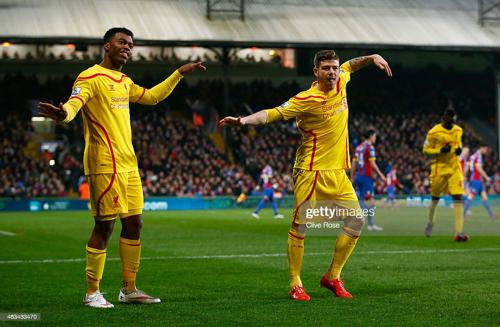 Crystal Palace v Liverpool - FA Cup Fifth Round : News Photo