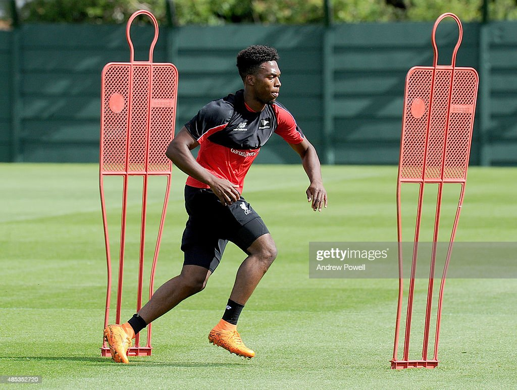 Liverpool FC Training Session : News Photo