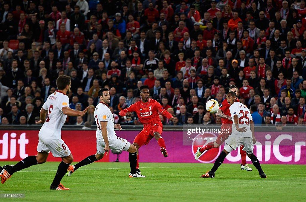 Liverpool v Sevilla - UEFA Europa League Final : News Photo