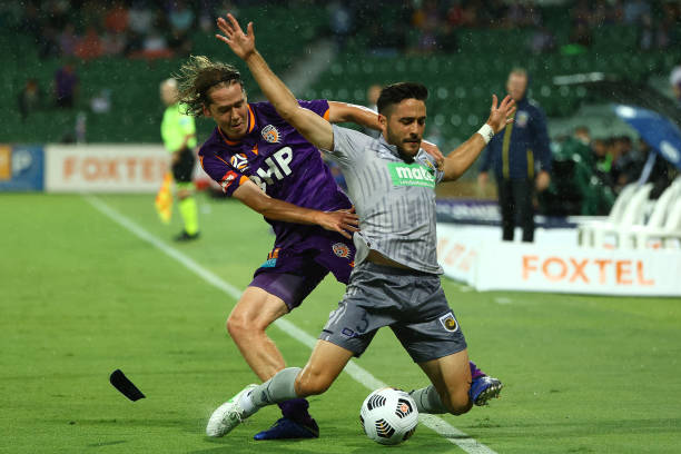AUS: A-League - Perth v Central Coast