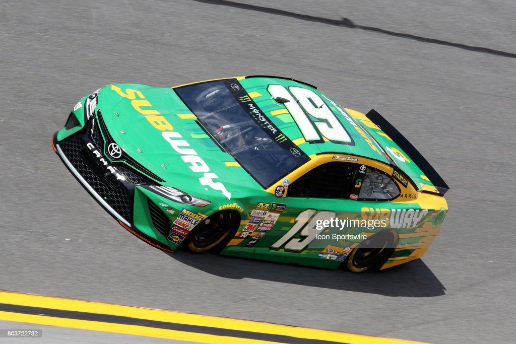 AUTO: JUN 29 NASCAR Monster Energy Cup Series - Coke Zero 400 ...