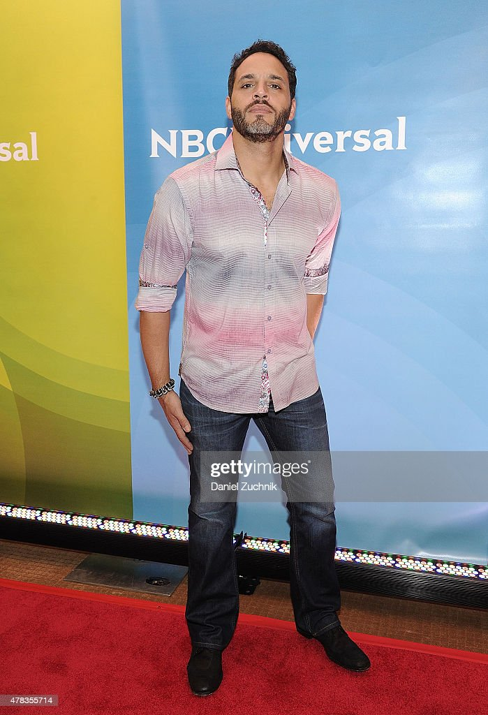 Daniel Sunjata attends the 2015 NBC New York Summer Press Day at Four Seasons Hotel New York on June 24, 2015 in New York City.