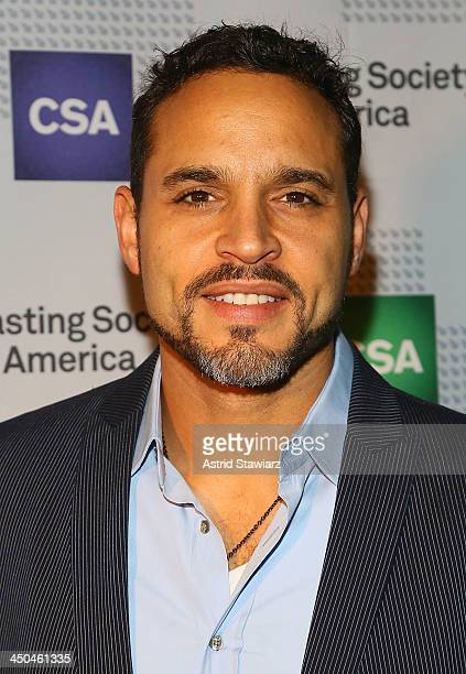 Daniel Sunjata attends the CSA 29th Annual Artios Awards Ceremony at XL Nightclub on November 18 2013 in New York City