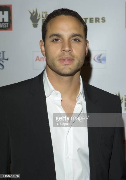 Daniel Sunjata during Denis Leary to Host 5th Annual Bash for New York's Bravest to Raise Funds for Leary Firefighter's Foundation at Capitale in New...