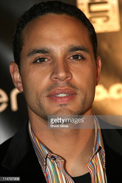 Daniel Sunjata during Esquire Magazine Benefit to Support New Works at the Public Theater - November 3, 2005 at Esquire Downtown at Astor Place in...