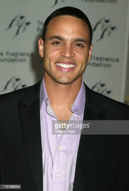 Daniel Sunjata during The Fragrance Foundation's 31st Annual 'FIFI Awards' at Avery Fisher Hall in New York City New York United States