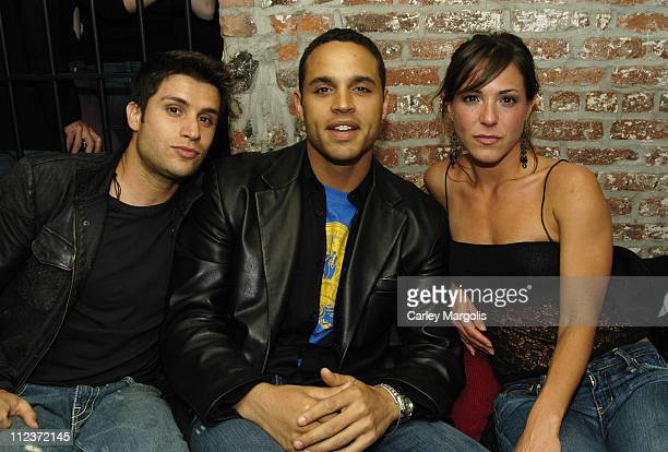 Daniel Sunjata , Ereka Vetrini and guest **Exclusive Coverage**
