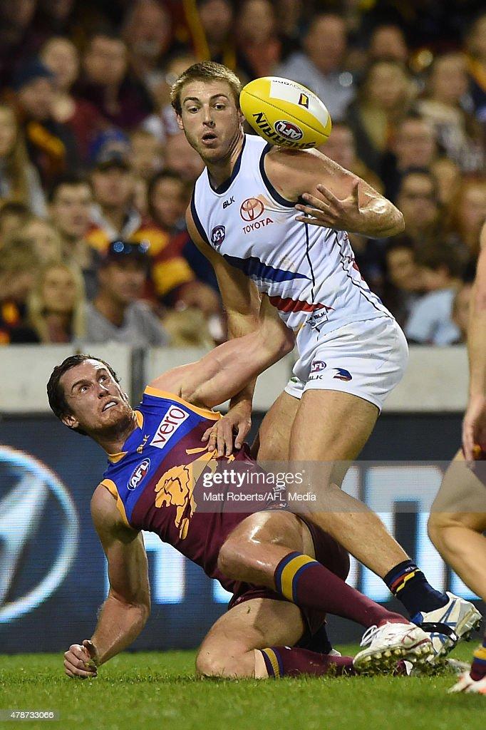 AFL Rd 13 - Brisbane v Adelaide