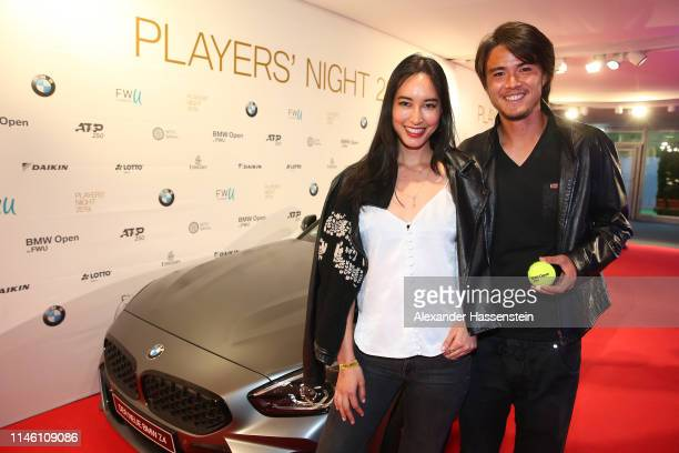 Daniel Taro arrives at the BMW Open Players Night 2019 on day 4 of the BMW Open at MTTC IPHITOS on April 30 2019 in Munich Germany