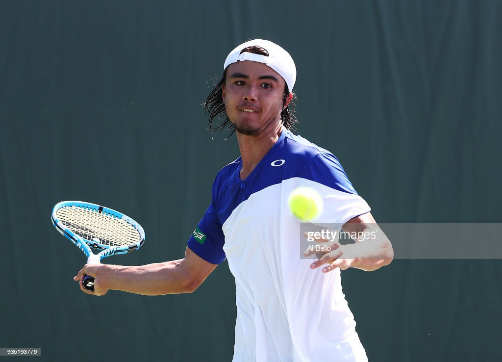 Miami Open 2018 - Day 2 : News Photo