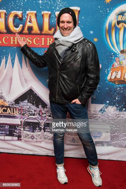 Daniel Termann attends the 14th Roncalli Christmas at Tempodrom on December 16 2017 in Berlin Germany
