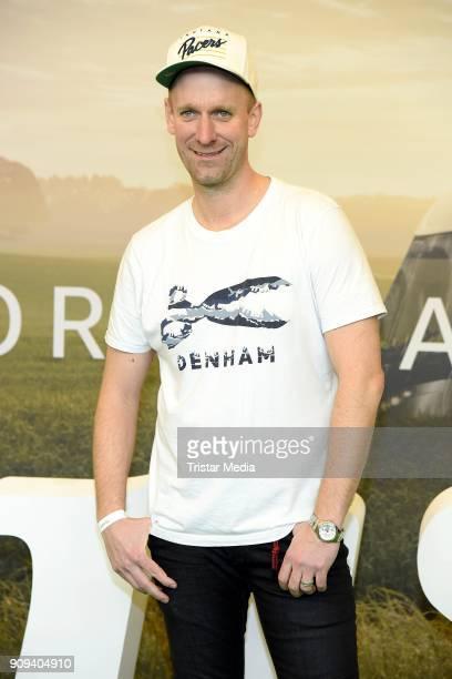 Daniel Termann attends the 'Pastewka' premiere at Kino International on January 23 2018 in Berlin Germany