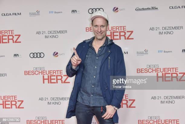Daniel Termann during the 'Dieses bescheuerte Herz' premiere on December 12 2017 in Berlin Germany