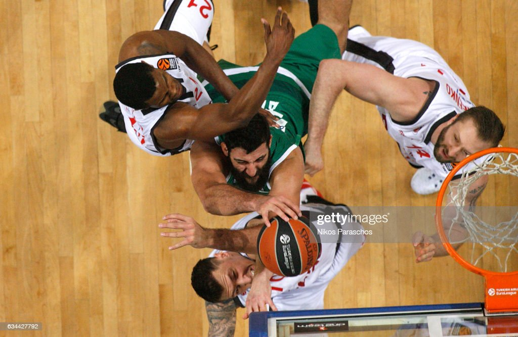 Panathinaikos Superfoods Athens v Brose Bamberg - Turkish Airlines Euroleague