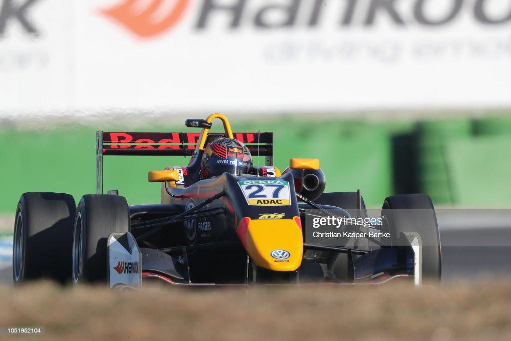DTM & Formula 3 Season Final : News Photo