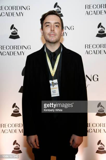 Daniel Tracy attends the SF Chapter GRAMMY Nominee Celebration on January 22 2019 in San Francisco California