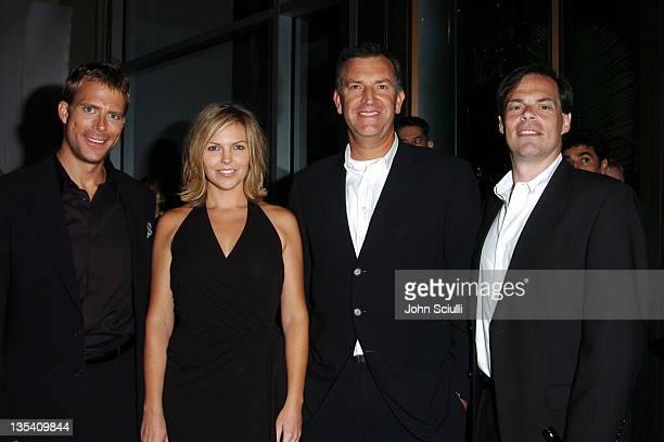 Daniel Travis Blanchard Ryan Steve Beeks president Lions Gate Entertainment and Tom Ortenberg president of Lions Gate Entertainment