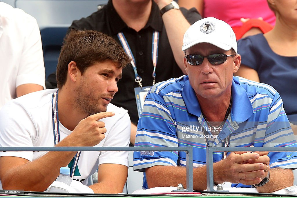 2012 US Open - Day 13 : News Photo