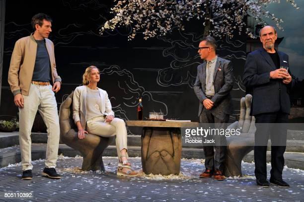 Daniel Weyman as Martin Wegner Naomi Frederick as Gina Wegner Jonathan Cullen as Erwin Rudicek and FMurray Abraham as Benjamin Rubin in Daniel...