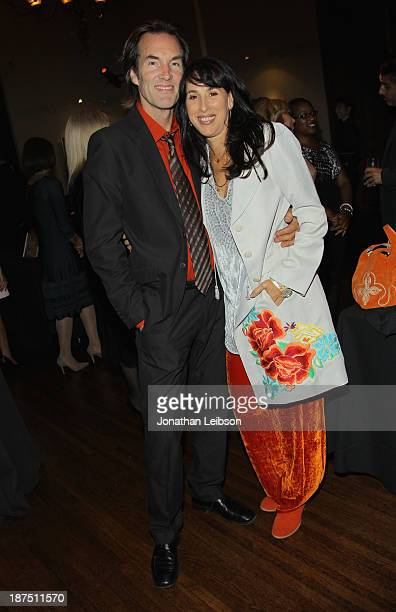 Daniel Wheeler and actress Maggie Wheeler attend the International Myeloma Foundation's 7th Annual Comedy Celebration Benefiting The Peter Boyle...