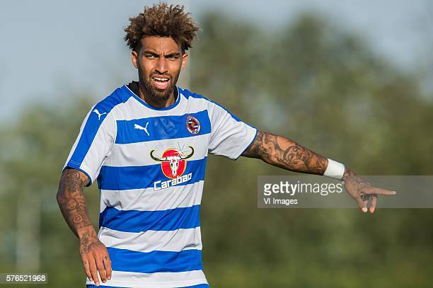 Daniel Williams of Reading FC during the Friendly Match between Al Taawoun FC and Reading FC at Sportpark Schuytgraaf on july 15 2016 in Arnhem the...