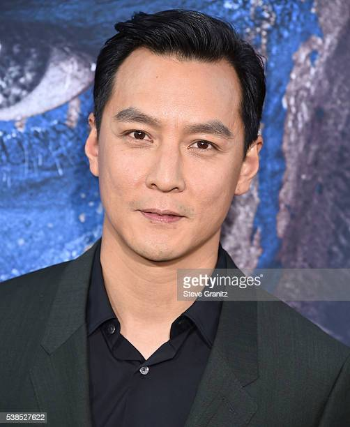 Daniel Wu arrives at the Premiere Of Universal Pictures' 'Warcraft' at TCL Chinese Theatre IMAX on June 6 2016 in Hollywood California