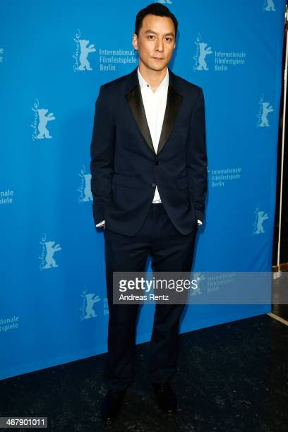 Daniel Wu attends 'That Demon Within' premiere during 64th Berlinale International Film Festival at Zoo Palast on February 8 2014 in Berlin Germany