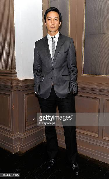 Daniel Wu attends the 1st New York Chinese Film Festival Tribute Gala Dinner at Capitale on September 20 2010 in New York City
