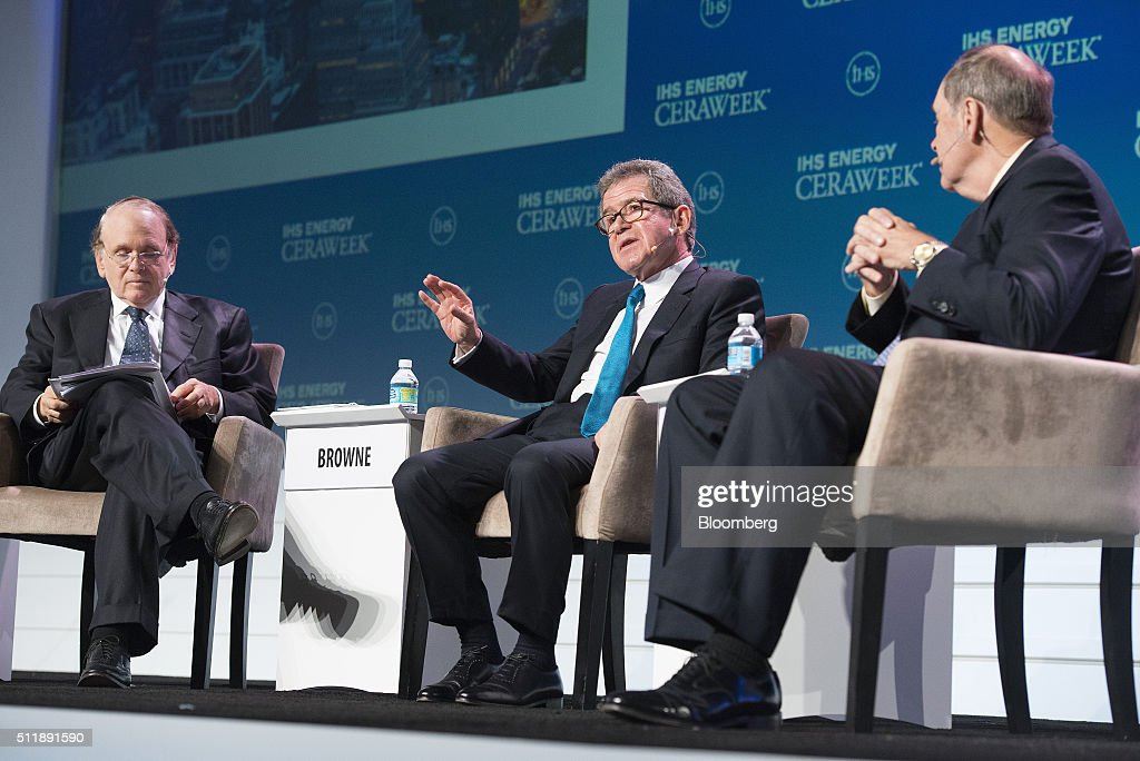Key Speakers At The 2016 IHS CERAWeek Conference