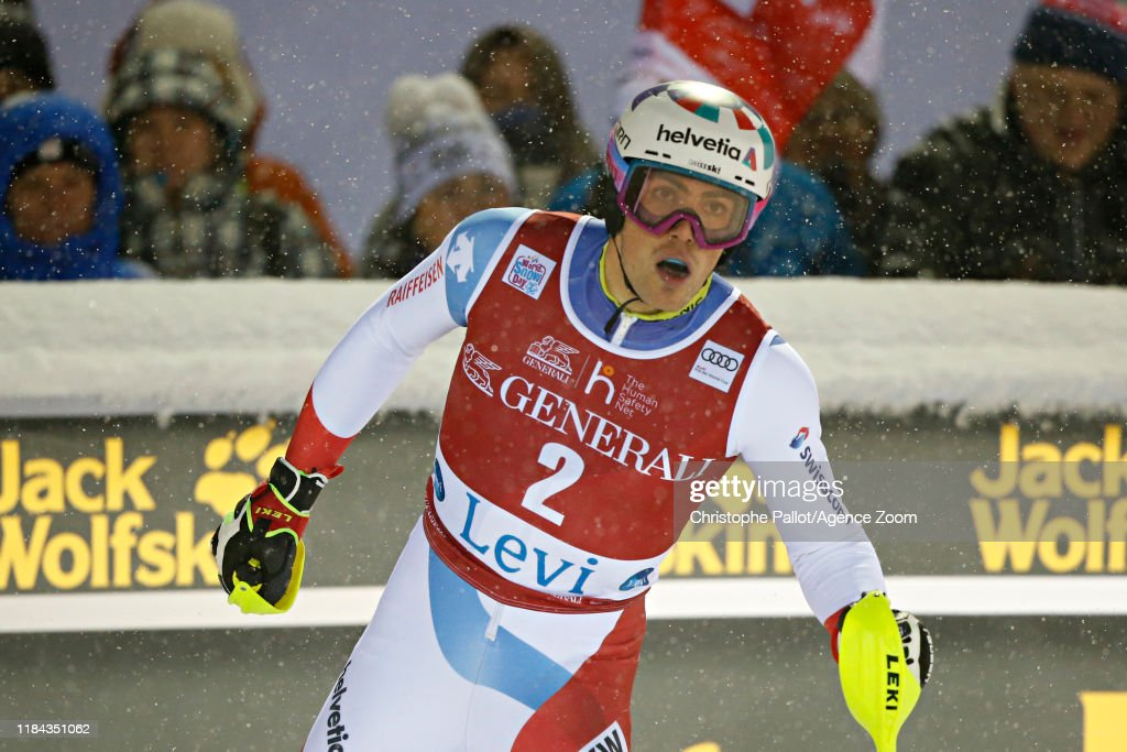 Daniel Yule Of Switzerland Takes 3rd Place During The Audi Fis Alpine News Photo Getty Images